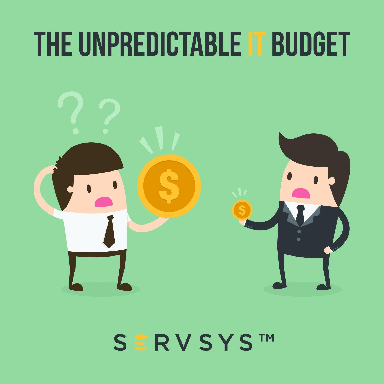 The Unpredictable IT Budget